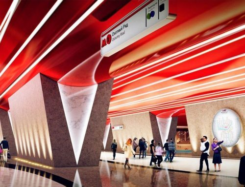 Open International Competition for 3 Moscow Metro Stations