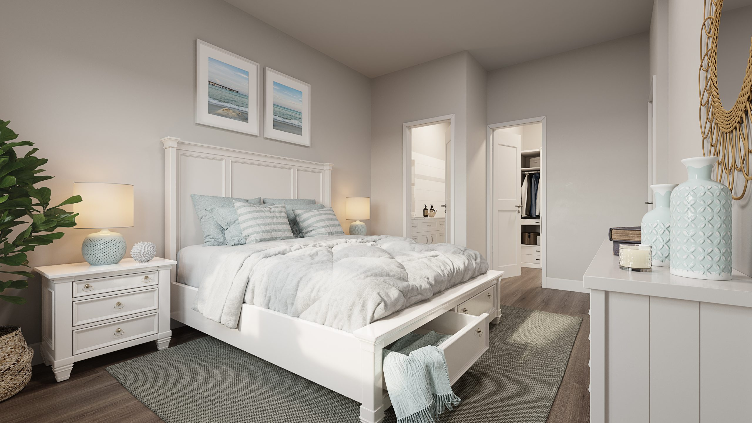 The Keys at Cotee River - Bedroom